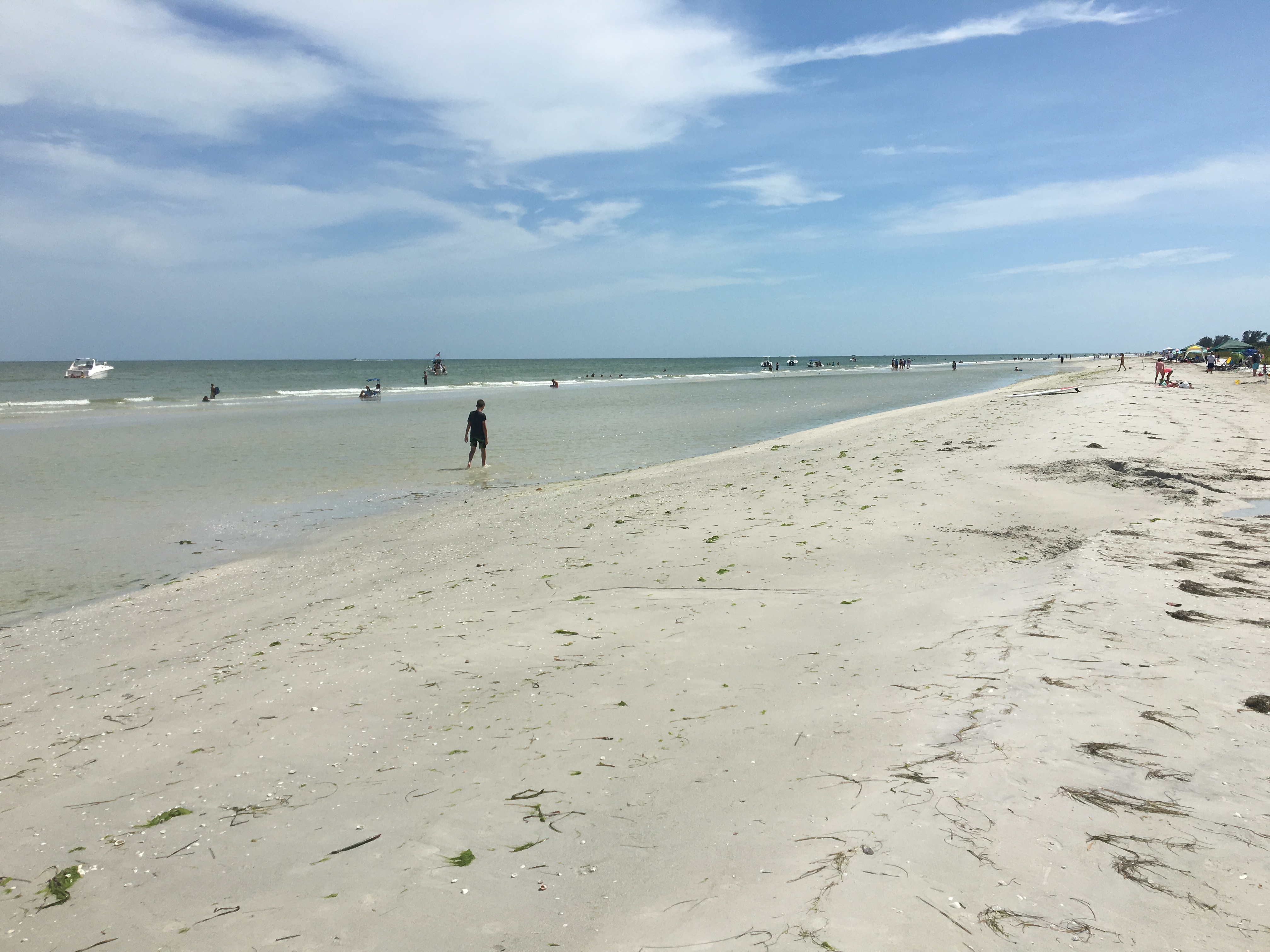 Current Beach Conditions | Sanibel Island Gulf Front Condo Vacation